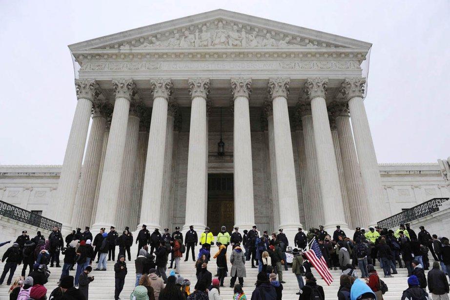 Ce sera la première fois que la Cour... (Photo: Jonathan Ernst, Archives Reuters)