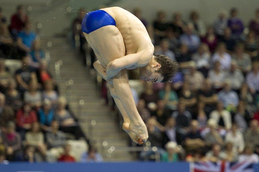 Alexandre Despatie sera de l'épreuve individuelle au 3... (Photo: AFP)