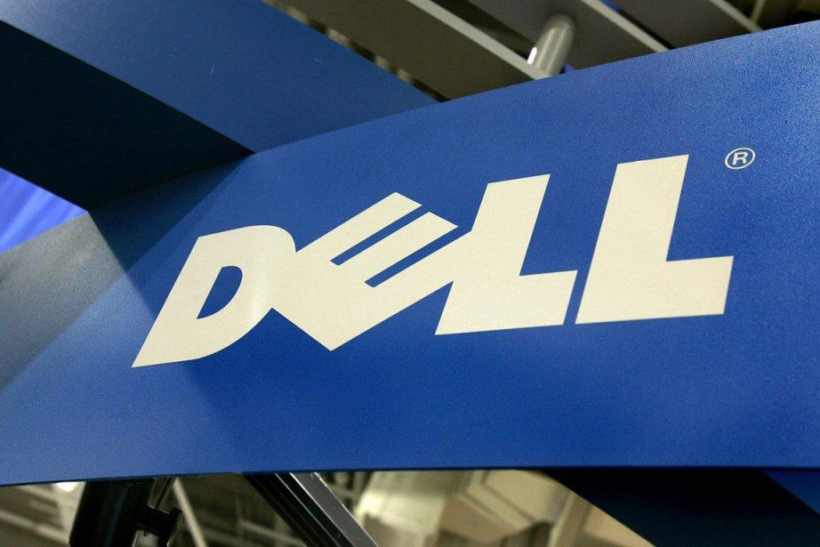 Le fabricant informatique américain Dell a annoncé lundi qu'il... (Photo AP)