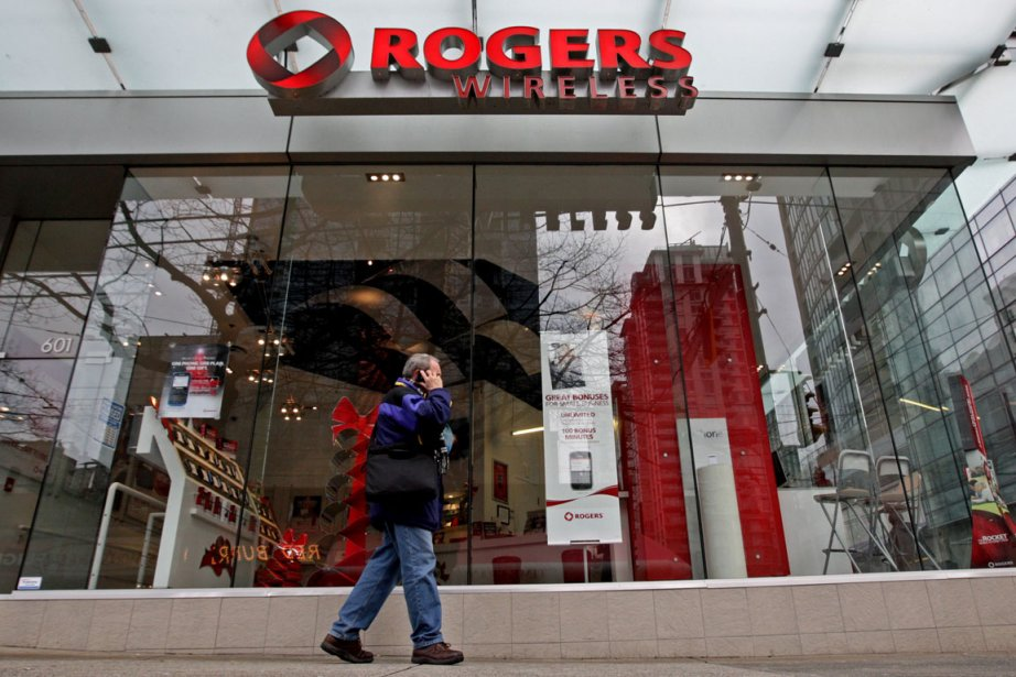 Le fournisseur de services sans fil Rogers Communications ( (Photo PC)