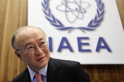 Le Directeur général de l'AEIA, Yukiya Amano.... (Photo: Reuters)