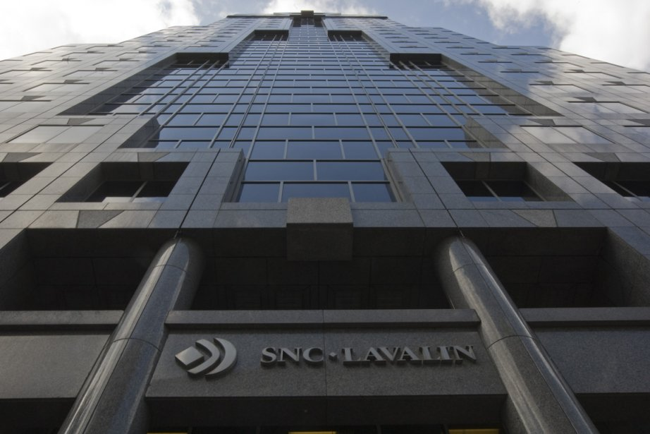 Le siège de la firme de génie-conseil SNC-Lavalin.... (Photo: Rémi Lemée, Archives La Presse)