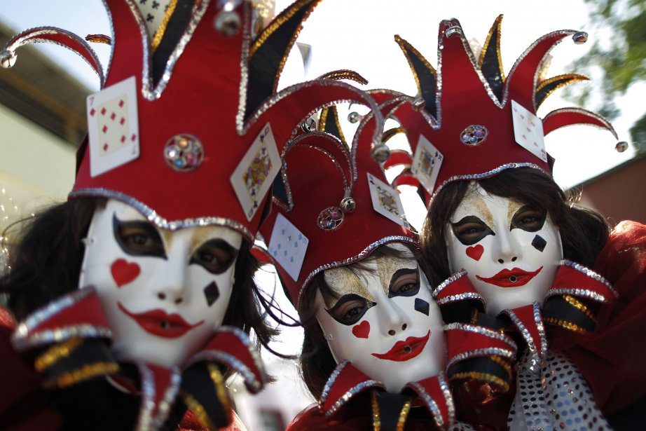 Carnaval à Maragojipe, au Brésil. | 22 février 2012