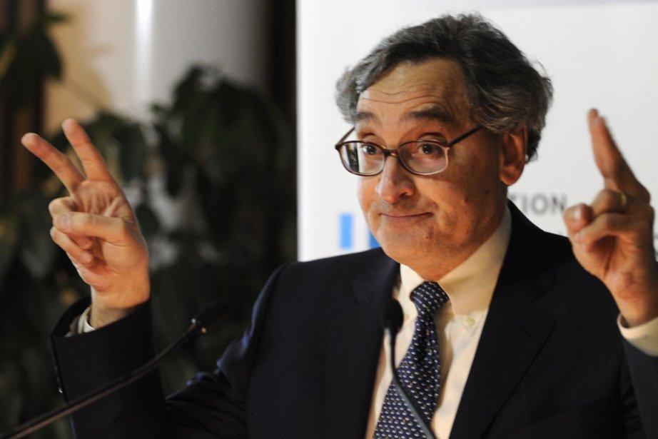 Michael Sabia, président et chef de la direction... (Photo Bernard Brault, La Presse)