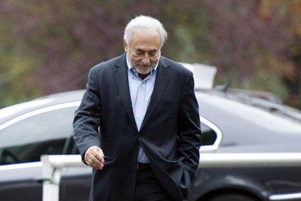 DSK a été interrogé pendant deux jours et... (Photo: AFP)
