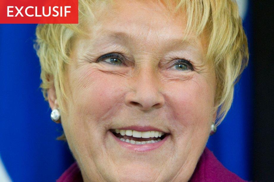 La chef du Parti québécois, Pauline Marois.... (Photo: Robert Skinner, Archives La Presse)