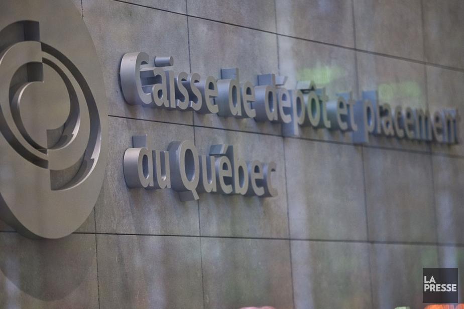 La Caisse de dépôt et placement du Québec (CDPQ) souhaite... (Photo La Presse)