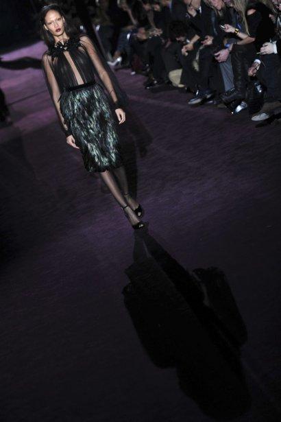 Défilé Gucci à Milan | 24 février 2012