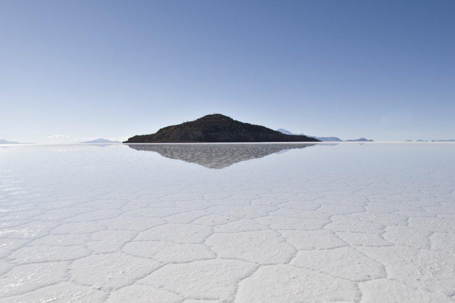 Le salar d'Uyuni, le désert de sel en...