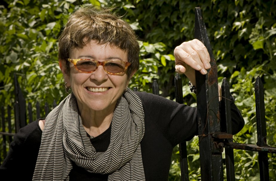 Animatrice à Radio-Canada en 2009. (Photo David Boily, La Presse)