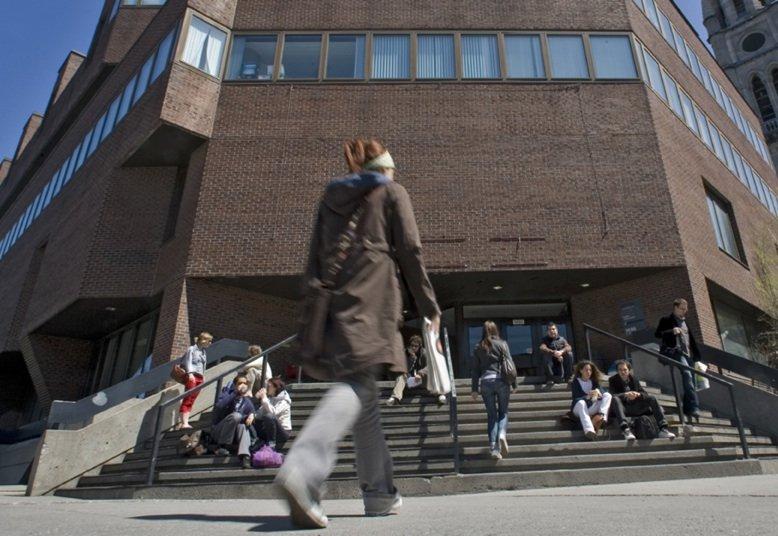 Plus touchées par la grève étudiante que les universités anglophones, les...