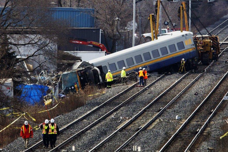 C'est la vitesse excessive qui serait à l'origine... (Photo: Mark Blinch, Reuters)