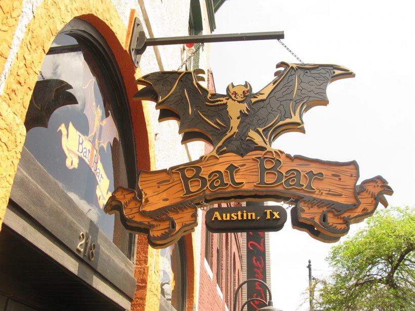Bat Bar à Austin | 28 février 2012