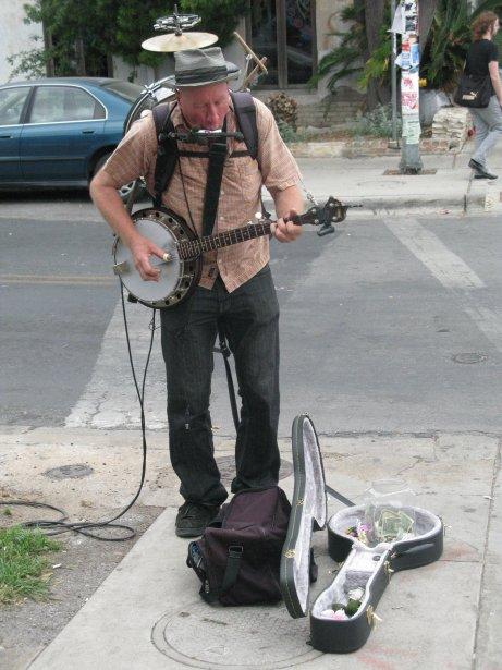 Musique de rue à Austin | 28 février 2012
