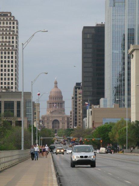 La ville d'Austin, au Texas | 28 février 2012