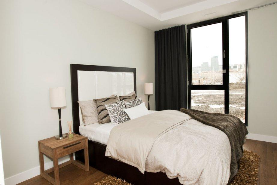 La chambre principale sera un peu plus grande dans le Quai 2 que dans le Quai 1, pour mieux répondre aux attentes. | 28 février 2012