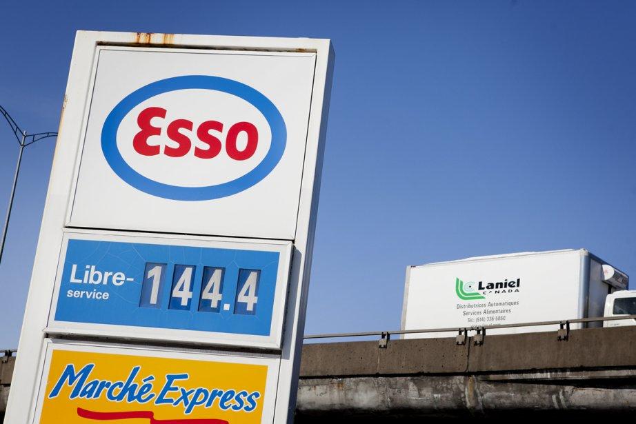 Les récentes hausses de prix à la pompe... (Photo: Marco Campanozzi, La Presse)