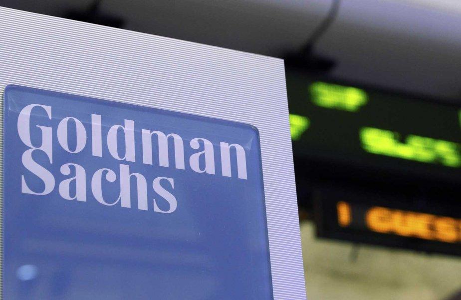 Un cadre supérieur de Goldman Sachs ( (Photo Reuters)