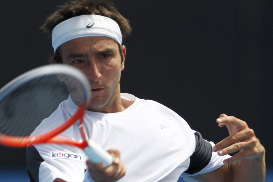 Marinko Matosevic, classé 173e à l'échelle mondiale, a... (Photo : Mark Blinch, Reuters)
