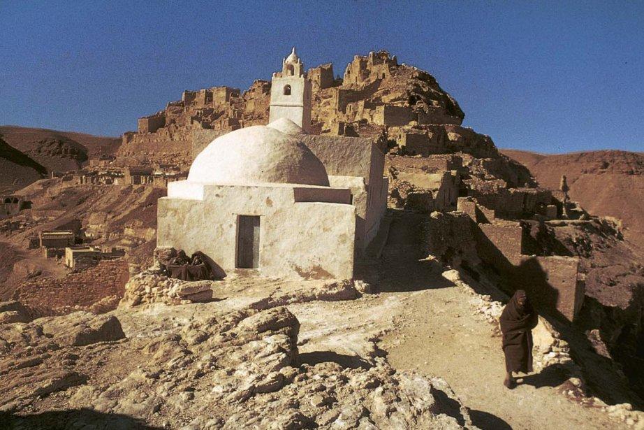 Medenine, en Tunisie... (Photo: fournie par l'Office national du tourisme tunisien)