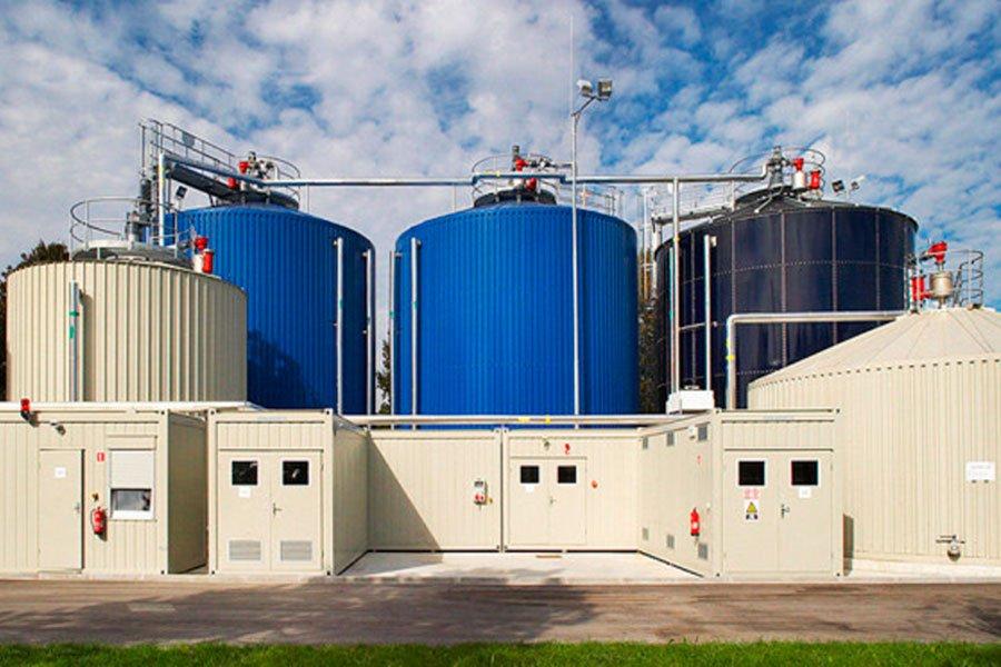 Au lieu de créer une usine de biométhanisation... (Photo fournie par l'entreprise)