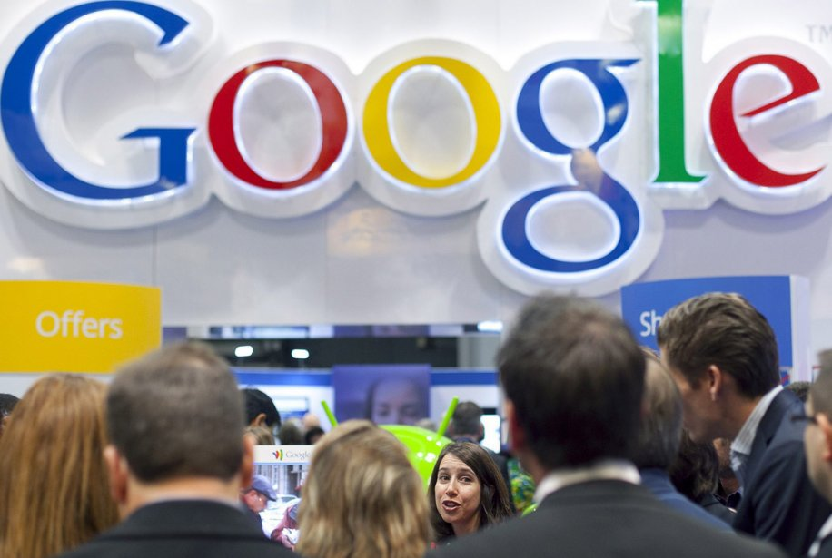 Le logo de Google.... (Photo: AP)