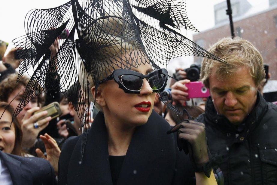 Le passage de Lady Gaga à Harvard n'est... (Photo: Reuters)