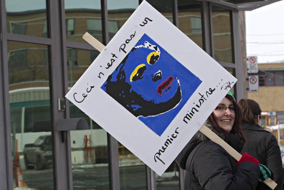 Des milliers d'étudiants manifesteront à Québec, jeudi après-midi,... (Photo: Patrick Sanfaçon, La Presse)