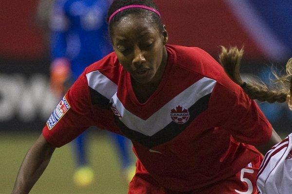 Robyn Gayle a marqué le but vainqueur pour... (Photo: archives Reuters)