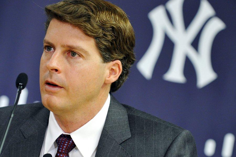 L'associé principal des Yankees de New York, Hal... (Photo: AP)
