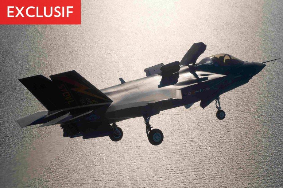 Le Canada compte acheter 65 de ces avions... (Photo: Reuters)