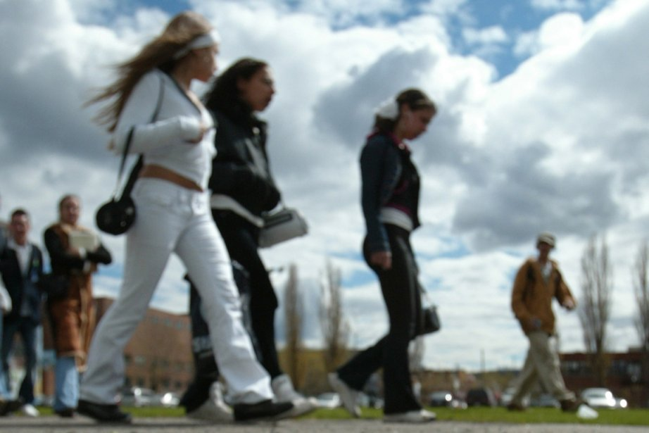 Depuis le 1er janvier 2010, 40% des femmes... (Photo: André Tremblay, Archives La Presse)