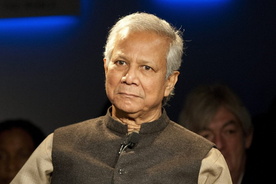 Muhammad Yunus... (Photo AP)