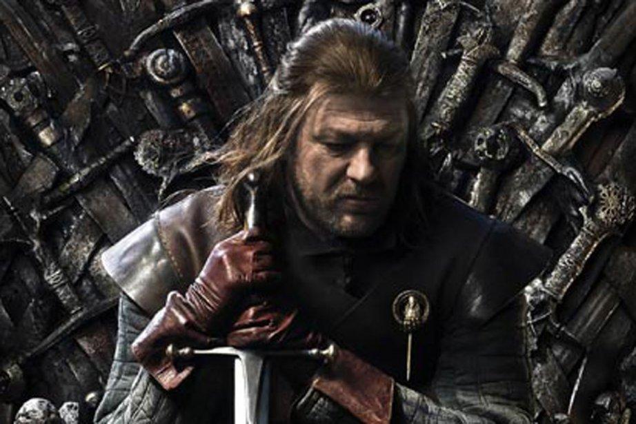 La série Game of Thrones met en vedette... (Photo: HBO)