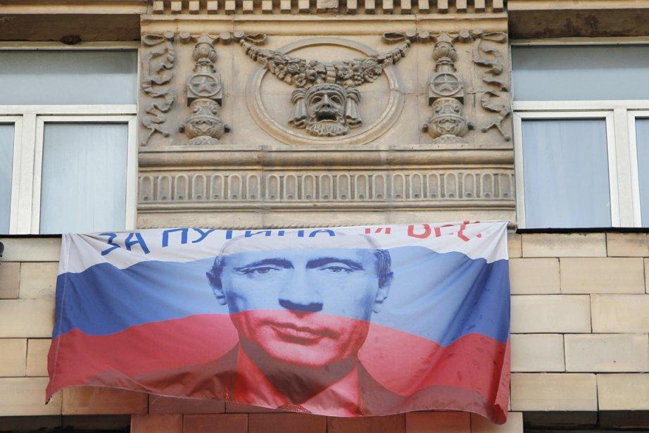 Vladimir Poutine s'est dit sûr d'avoir le soutien... (Photo: Denis Sinyakov, Reuters)