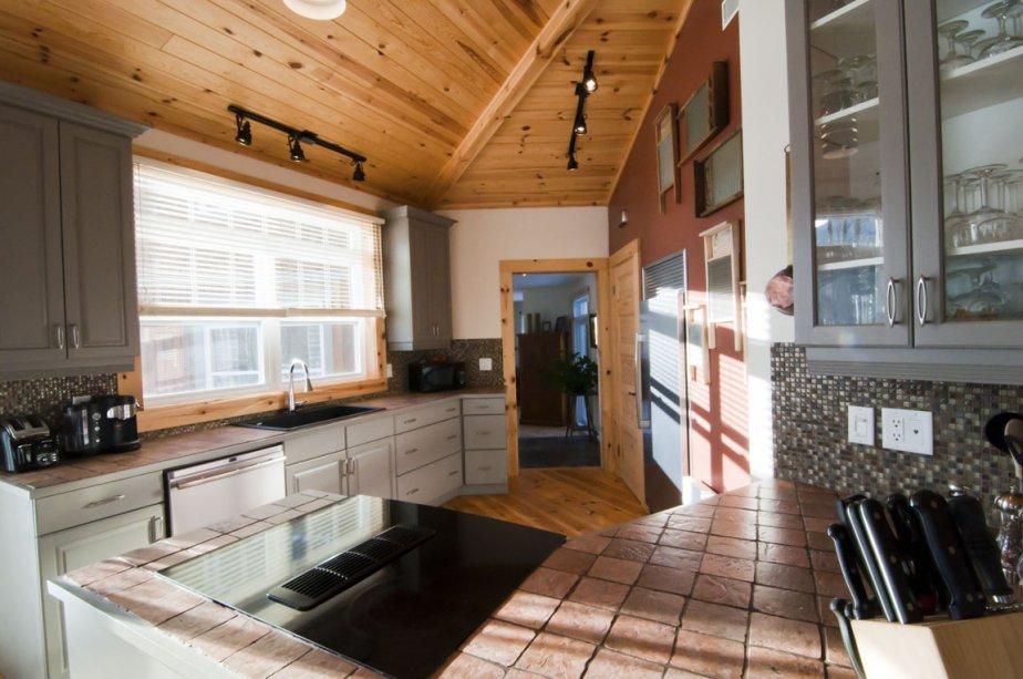 Les résidants ont des vues panoramiques dans la plupart des pièces y compris de la cuisine. | 2 mars 2012