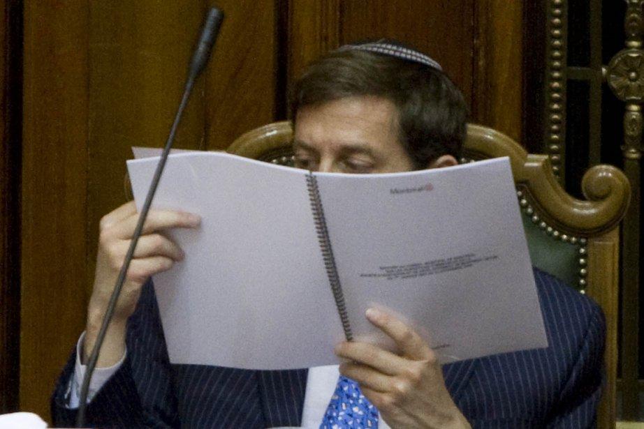 Le député Cotler craint que Saulie Zajdel, sur... (Photo: André Pichette, La Presse (Archives))