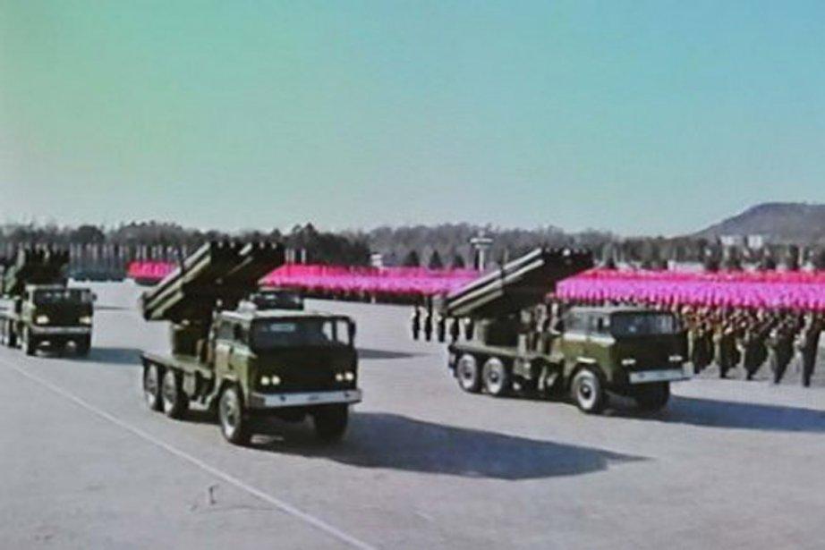 Washington et Pyongyang ont annoncé mercredi la conclusion... (Image : AFP/North Korean TV)