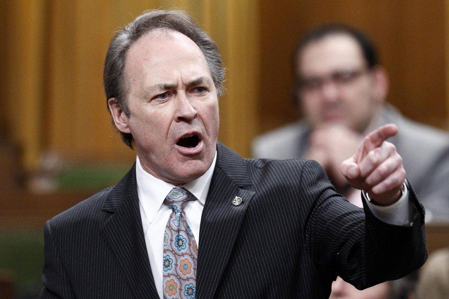 Le député néodémocrate Pat Martin.... (Photo: PC)