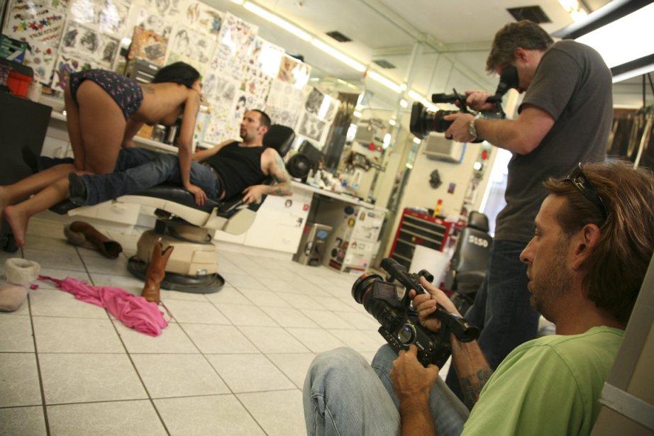 Capitale de la porno depuis des décennies, L.A.... (Photo Reuters)