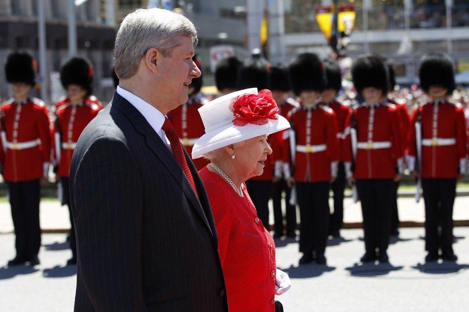 Le bureau de Sa Majesté indique qu'il«est hors... (Photo: archives AFP)