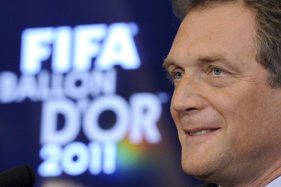 Jérôme Valcke... (Photo AFP)