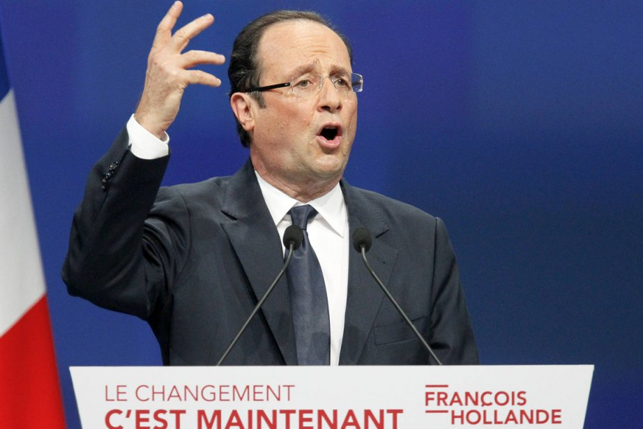 François Hollande... (Photo Reuters)