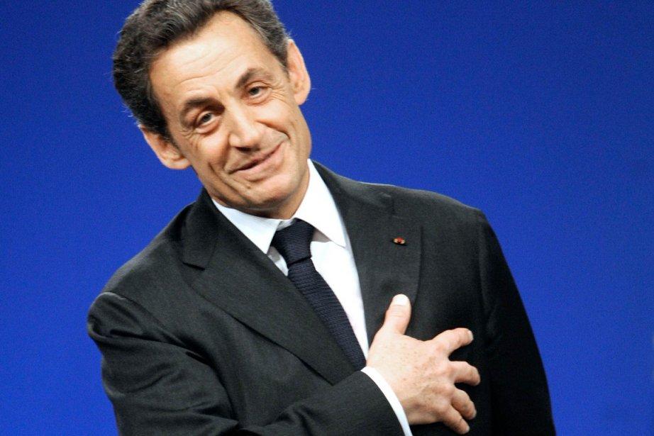 Nicolas Sarkozy... (Photo AFP)