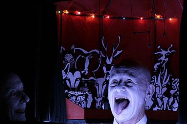 Image du spectacle Ni Fini Infini, qui va... (Photo Frédéric Pickering, site internet festival.casteliers.ca)
