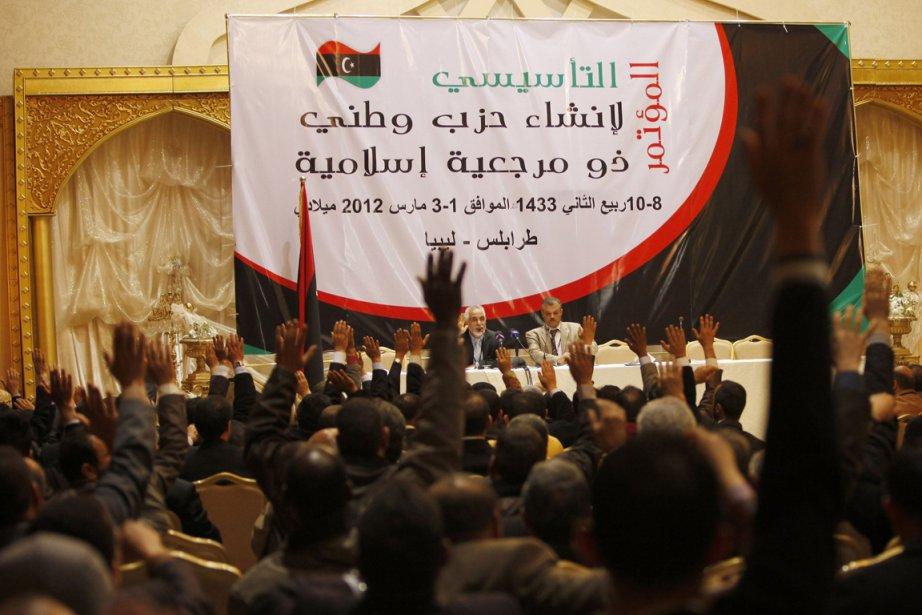 Le groupe islamiste a fait part de la... (Photo : Ismail Zitouny, Reuters)