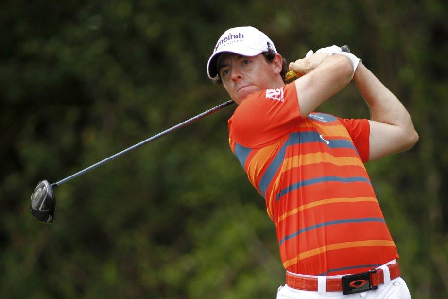 Rory McIlroy a sauvé deux normales sur le... (Photo : Joe Skipper, Reuters)