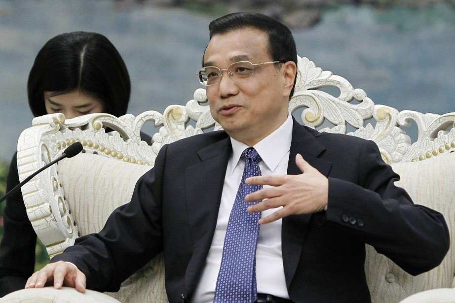 Li Keqiang, futur premier ministre de la Chine.... (Photo: Reuters)