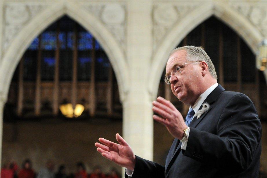 Keith Ashfield, ministre des  Pêches et des... (Photo: PC)