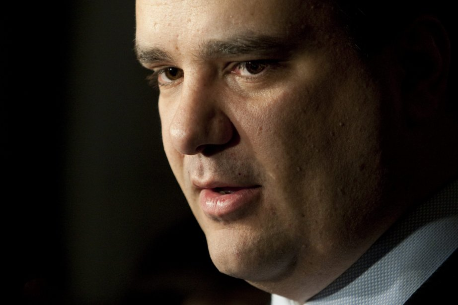Le ministre du Patrinoine canadien, James Moore... (Photo: Adrian Wyld, La Presse Canadienne)